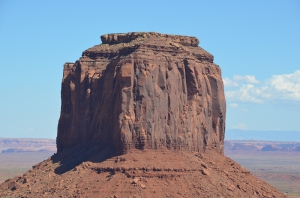 Monument Valley - Merrick Butte