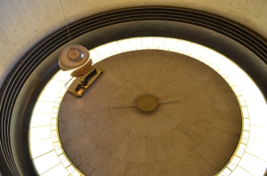Das Pendel im Griffith Observatory