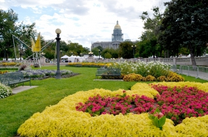 Civic Center Park Denver