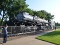 Big Boy im Holliday Park Cheyenne