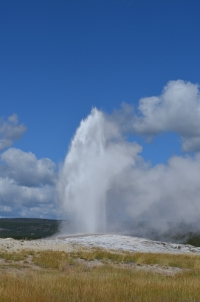 Old Faithful (am Anfang)