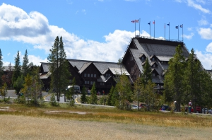 Das Old Faithful Inn