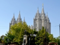 Tempel von Salt Lake City