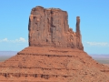 Monument Valley - Left Mitten