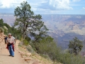 Der Bright Angel Trail
