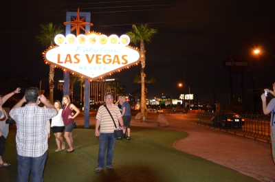 "Las Vegas - ""The Sign"""